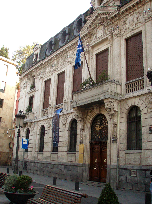 Bbva Old Town Bilbao House