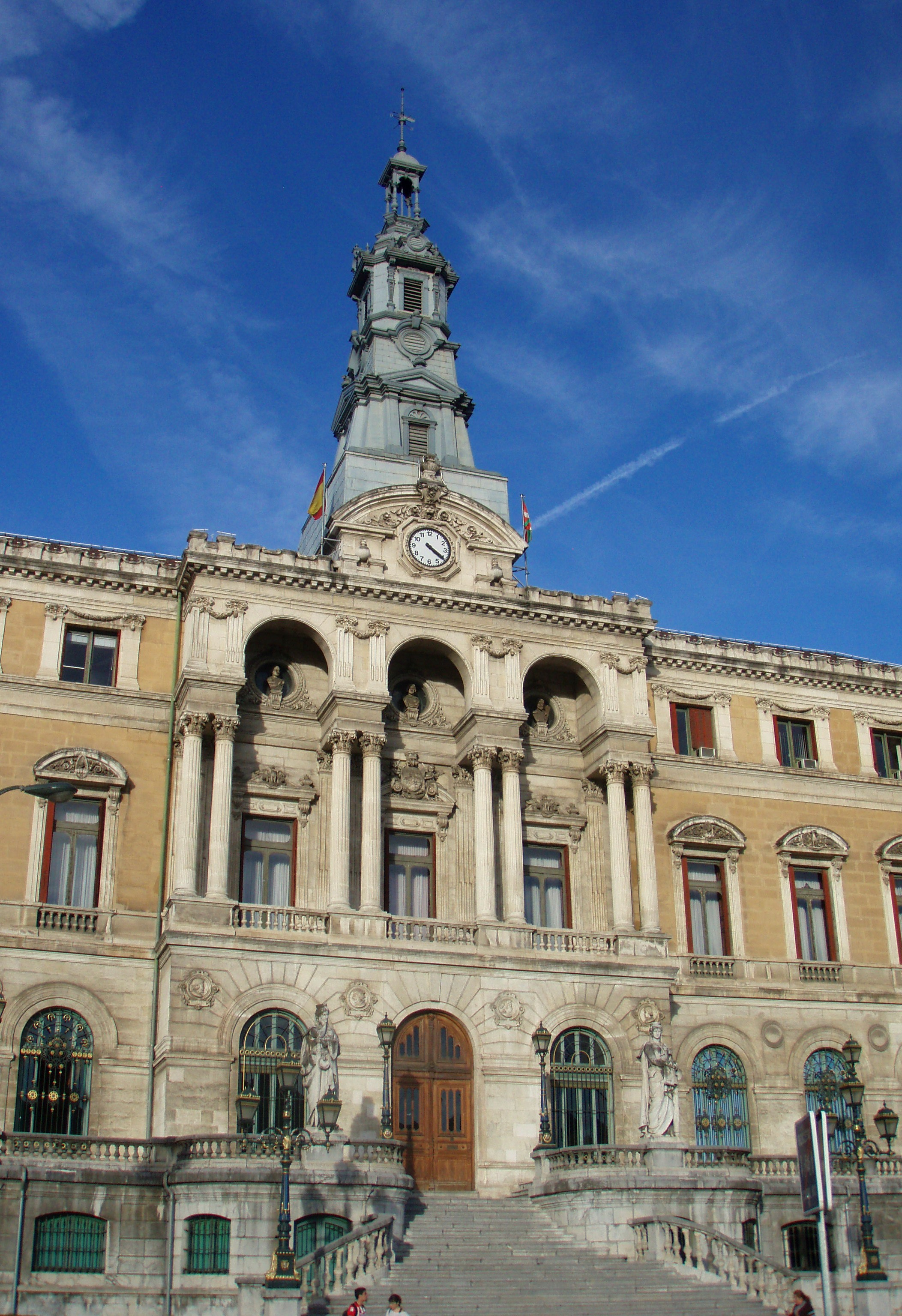 City Hall Old Town Bilbao House