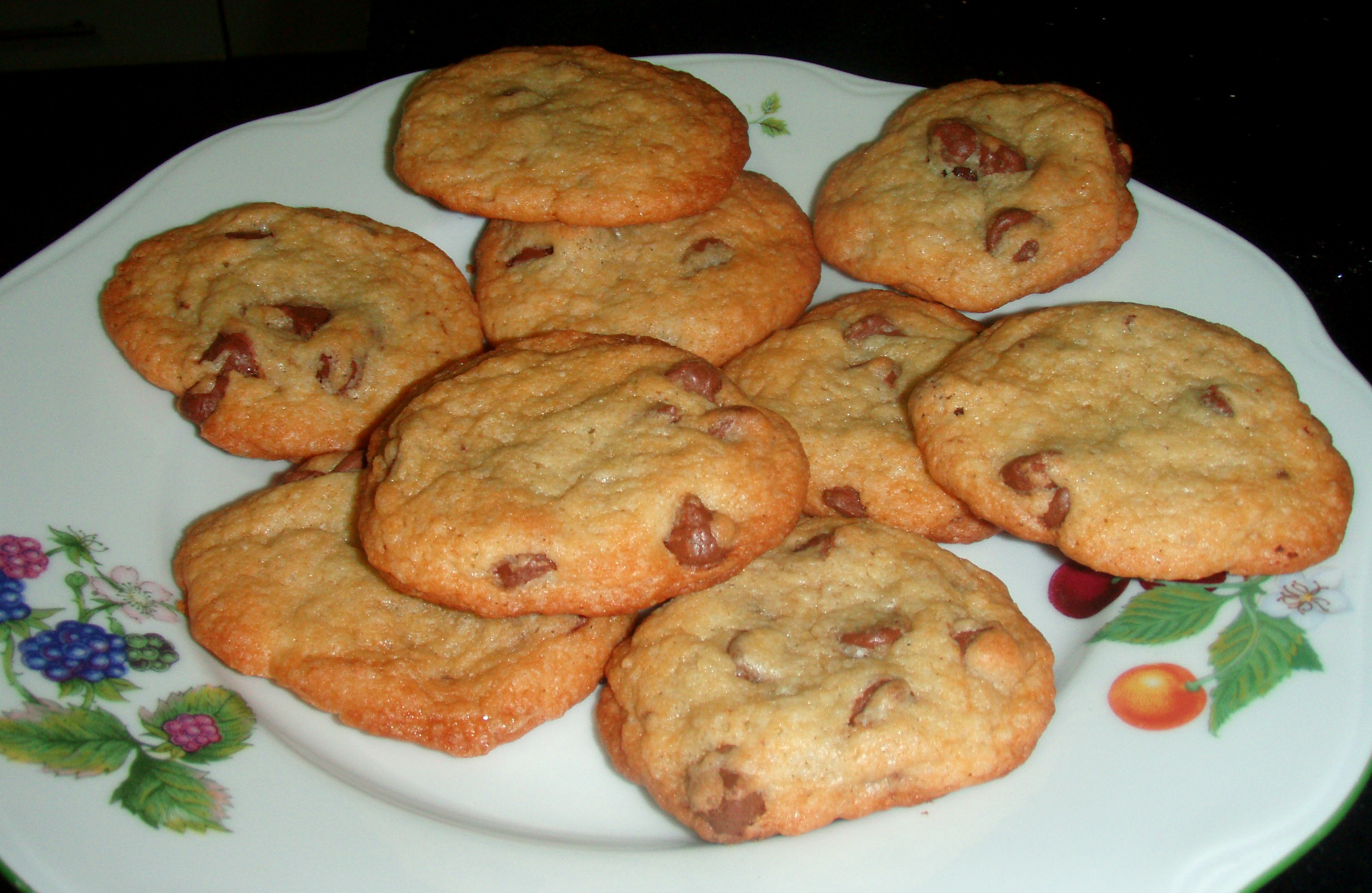 chocolate chip cookie | All-American Girlie