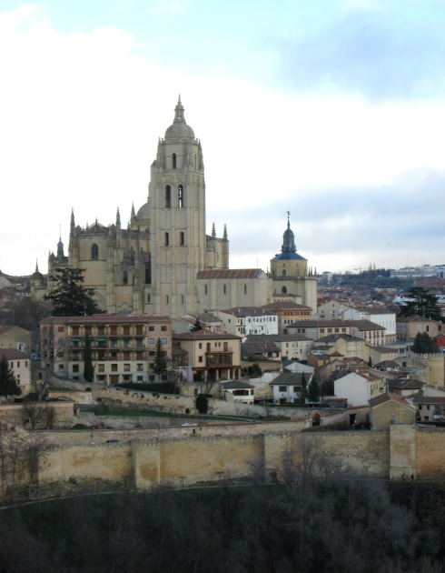Cathedral from Alcázar