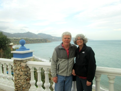 Parents, Nerja