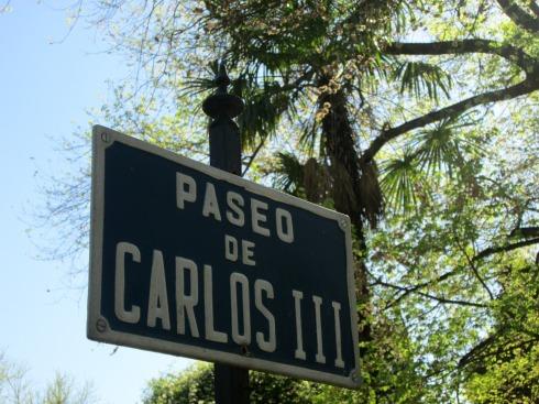 Paseo de Carlos III