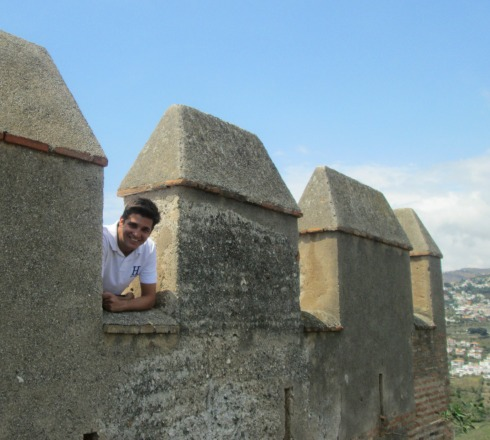 Castle walls--10