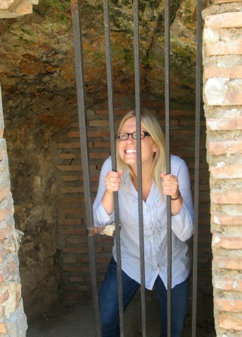 In jail--12